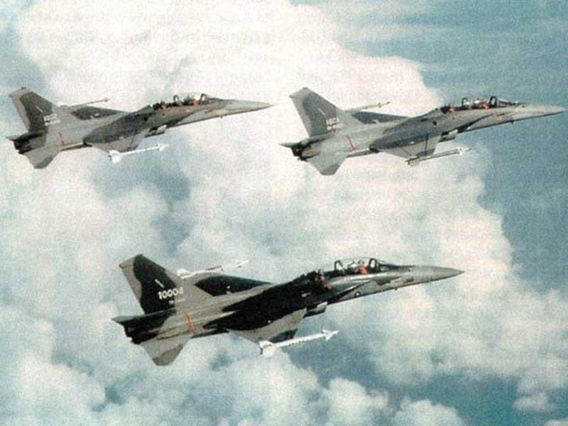 Đài Loan gấp rút đóng 66 máy bay quân sự - ảnh 1