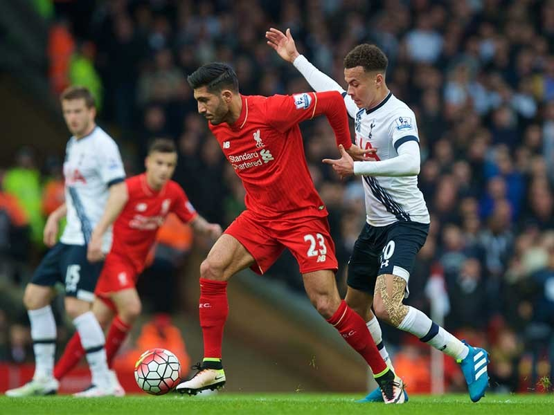 Liverpool - Tottenham: Liverpool tuột dốc!  - ảnh 1