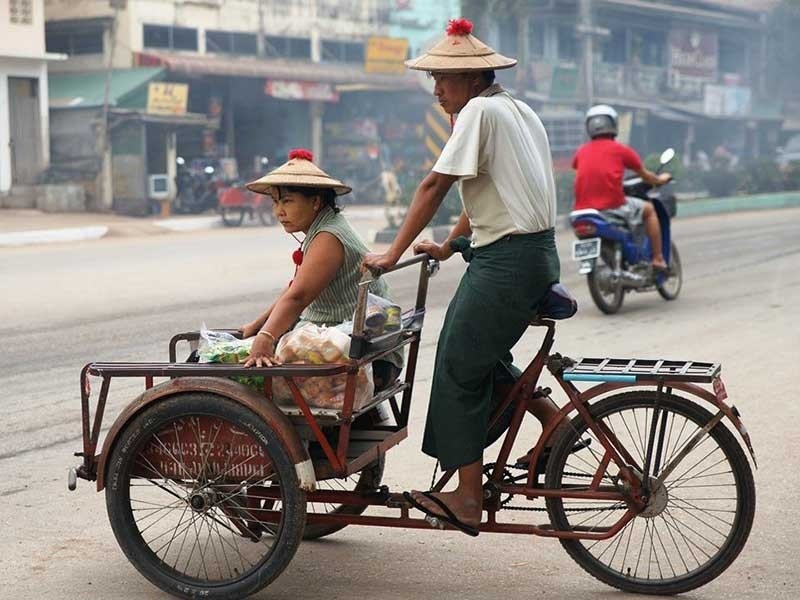 Myanmar: Sự chuyển mình đáng kinh ngạc - ảnh 1