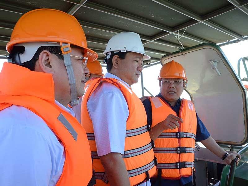 Ống dẫn nước hồ Dầu Tiếng về TP.HCM: Cần 10.000 tỉ  - ảnh 1