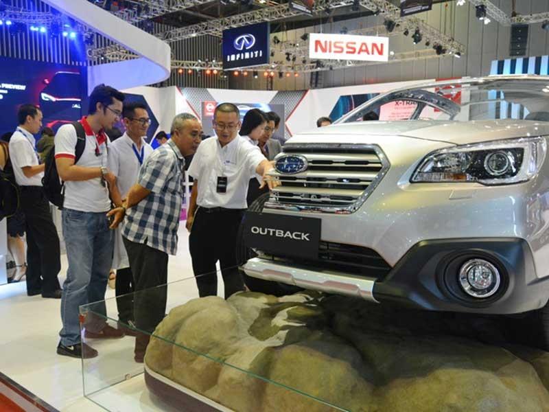 Thuế giảm, ô tô giá rẻ tràn vào Việt Nam - ảnh 1