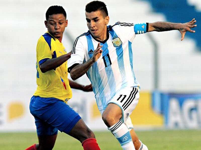 Thật may mắn nếu U-20 Argentina đến Việt Nam thi đấu - ảnh 1