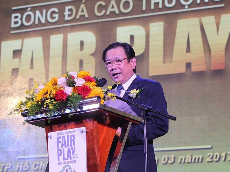 Danh hiệu FairPlay 2016 thuộc đội tuyển Futsal Việt Nam - ảnh 2