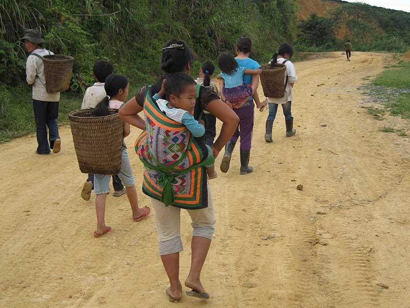 Nạn lấy chồng tuổi 13 ở tây Nghệ An  - ảnh 1