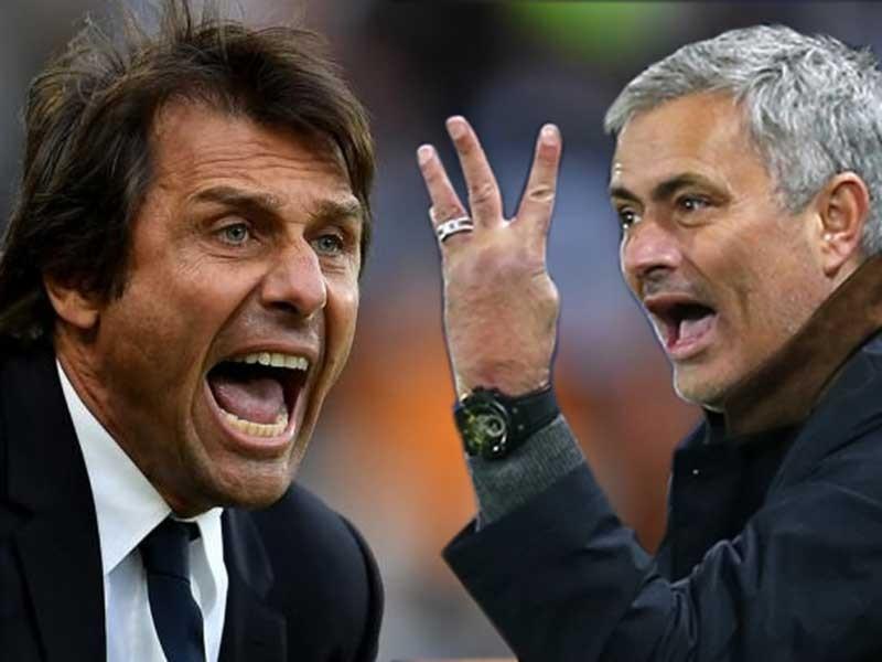 Cuộc chạm trán thú vị giữa Mourinho và Conte - ảnh 1