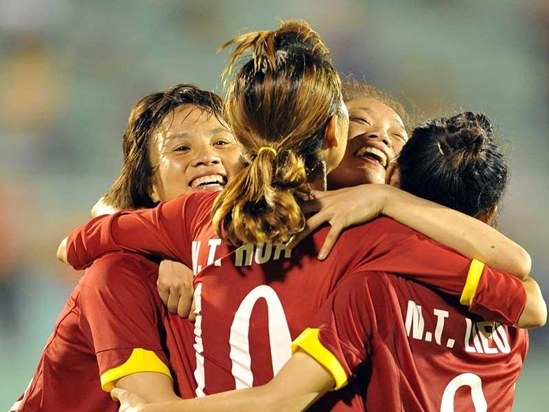 Cửa ải Myanmar của tuyển nữ VN tại vòng loại Asian Cup - ảnh 1