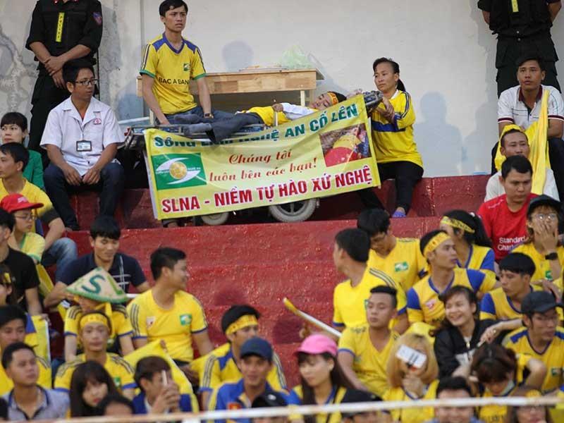 Sài Gòn FC nhấn chìm sóng vàng Sông Lam - ảnh 2