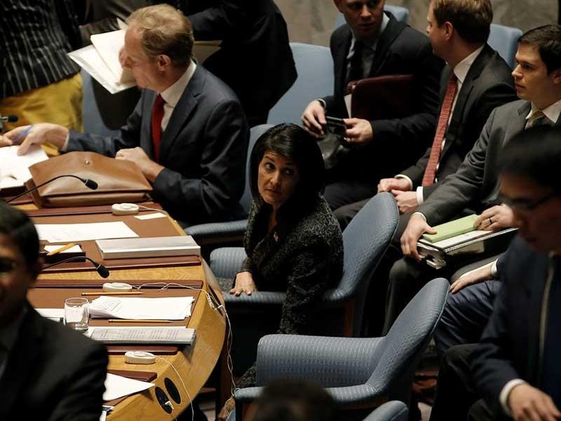 Ông Trump muốn thoái lui tại Liên Hiệp Quốc? - ảnh 2