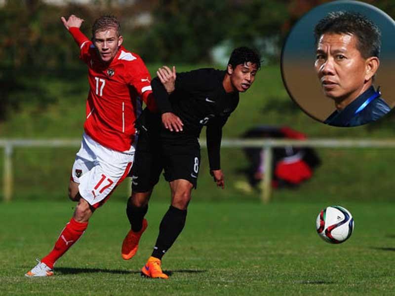 New Zealand chọn U-20 Việt Nam là đối thủ chính - ảnh 1