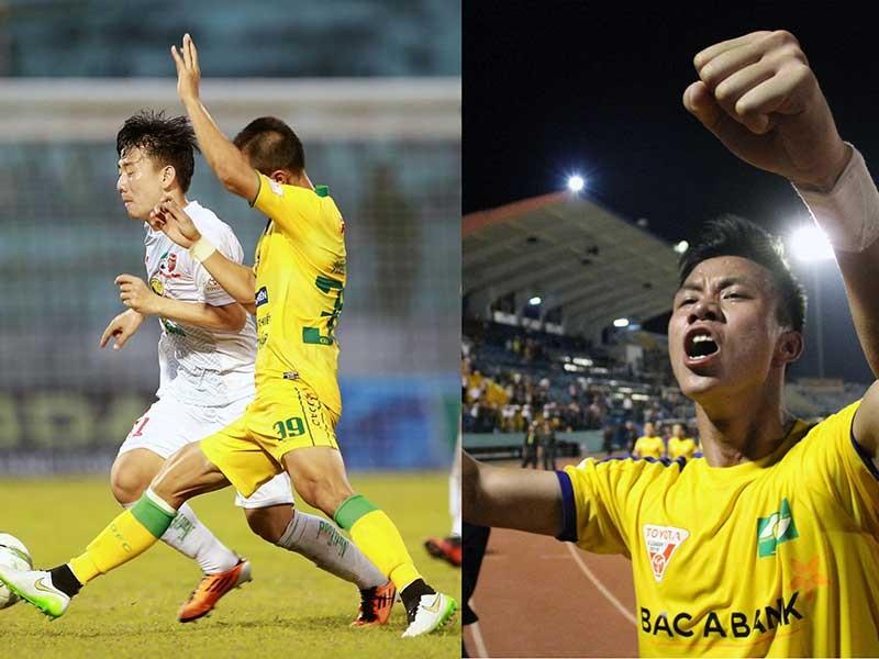 Vòng 10 Toyota V-League 2017: Tuyển thủ đối đầu - ảnh 1