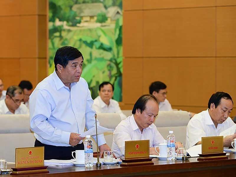 Bàn Luật Quy hoạch, Bộ KHĐT mong QH 'phân định lẽ phải' - ảnh 1
