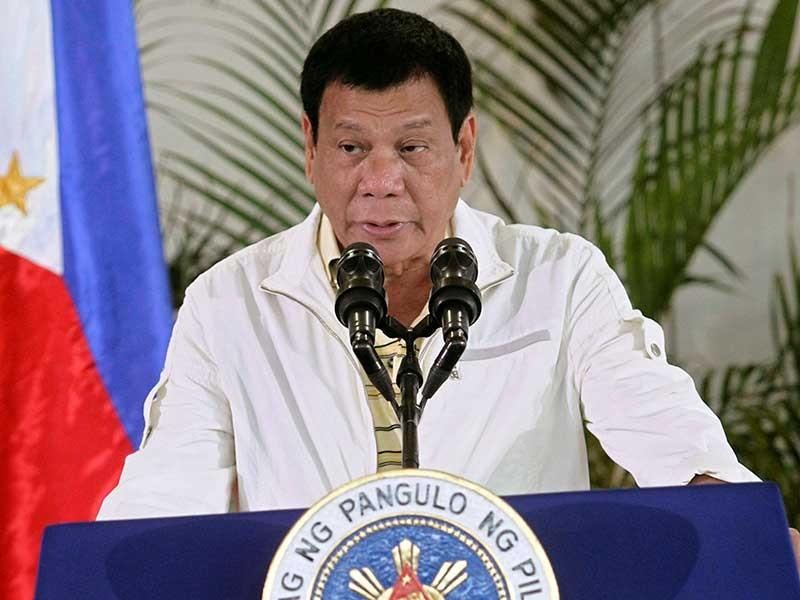 Ông Duterte lại lớn tiếng phản pháo EU - ảnh 1