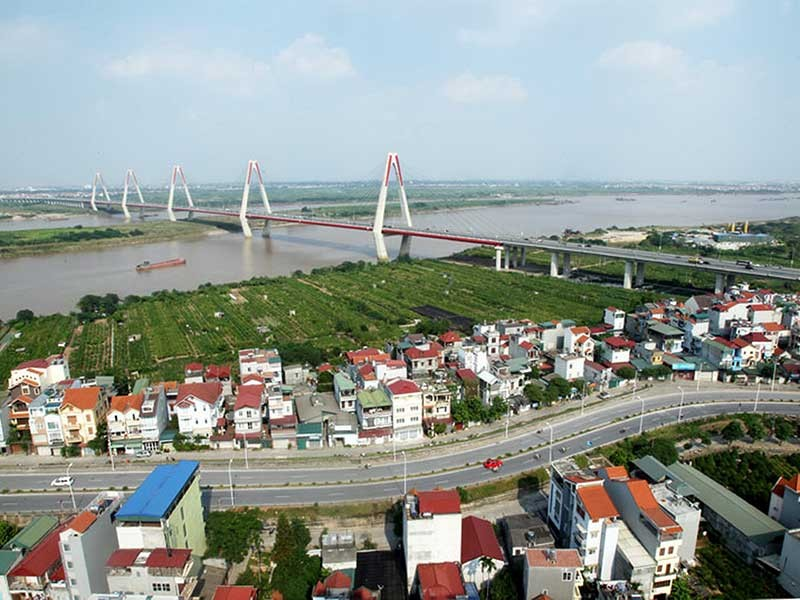 Chưa giao nước ngoài lập quy hoạch sông Hồng - ảnh 1