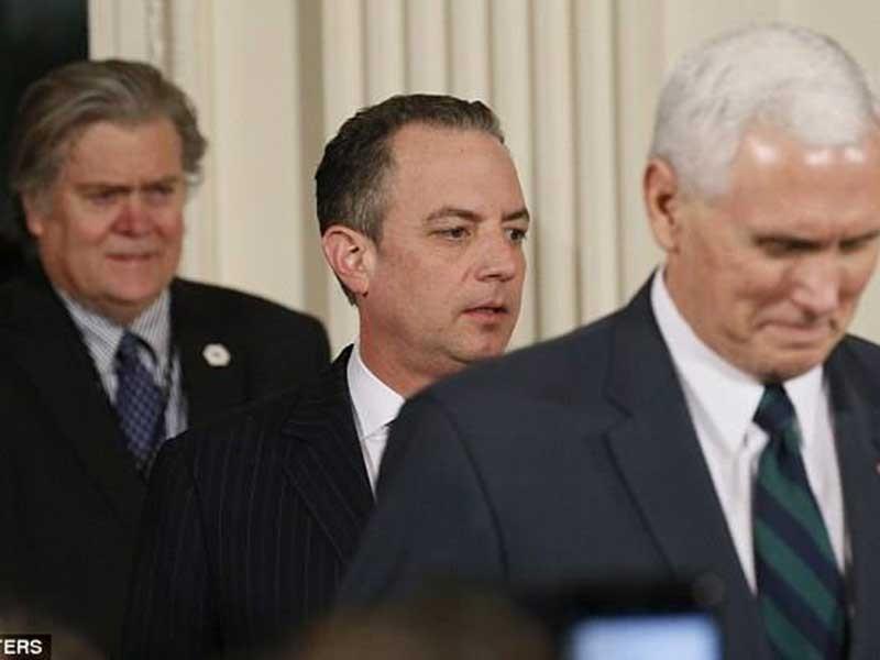 Nội bộ Nhà Trắng đang 'loạn các sứ quân' - ảnh 2