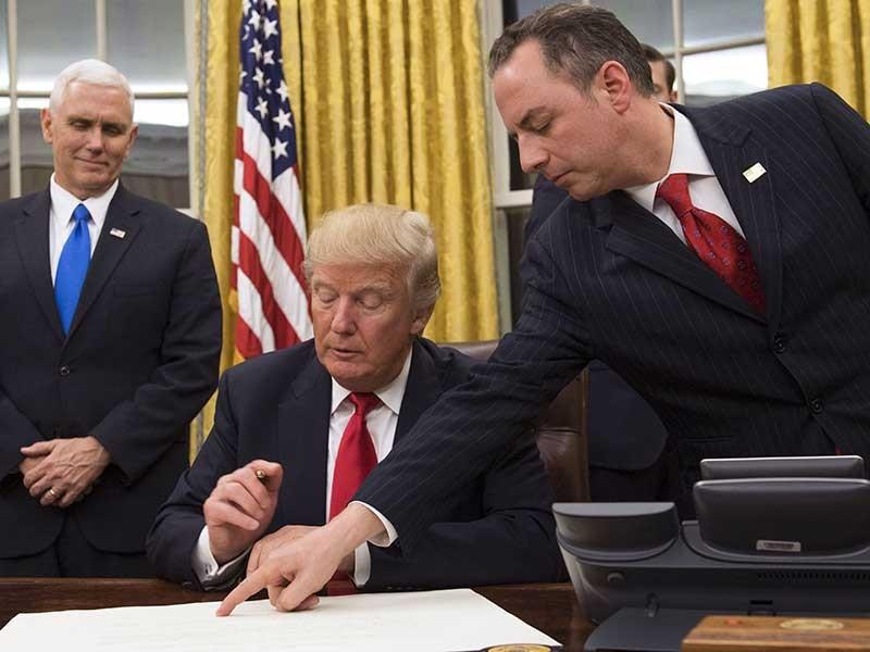 'Kế hoạch B' của ông Trump sau Obamacare - ảnh 1