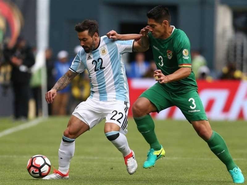 Argentina và Messi thập thò trước World Cup  - ảnh 1