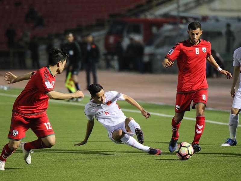 Asian Cup: Đua với Afghanistan lấy suất nhì bảng   - ảnh 1
