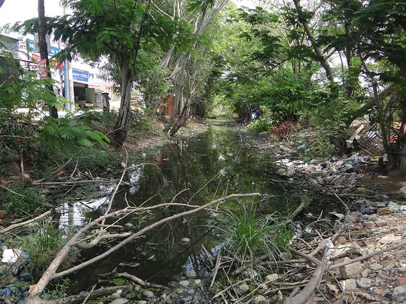 Khẩn cứu con kênh ô nhiễm nhất Sài Gòn - ảnh 1