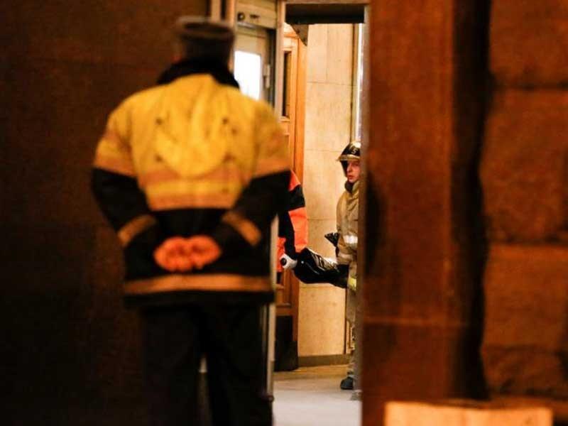 Nga nhận diện kẻ đánh bom tự sát tàu điện ngầm - ảnh 1