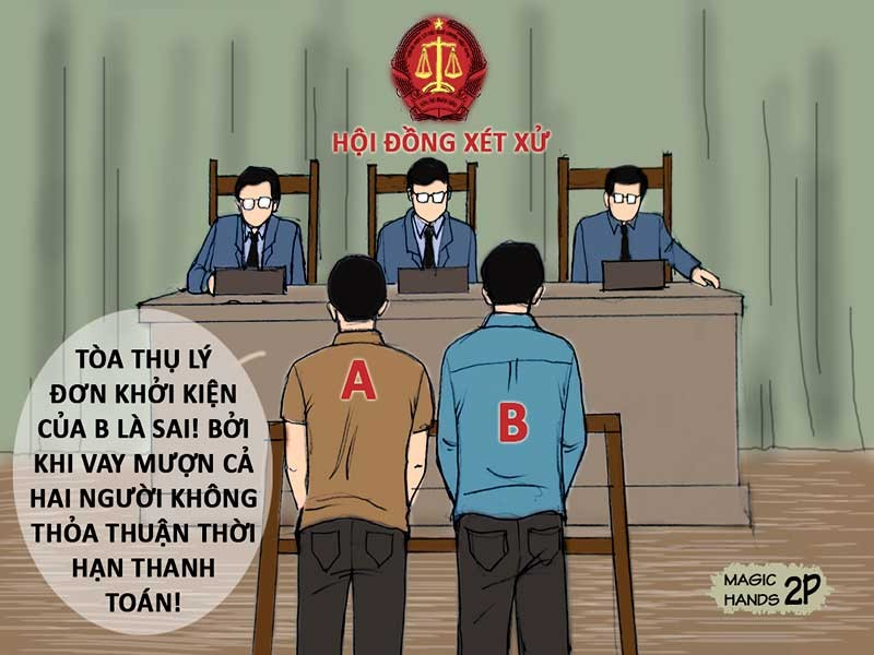 Đáp án kỳ 30: Vi bằng là chứng cứ để kiện đòi nợ - ảnh 3