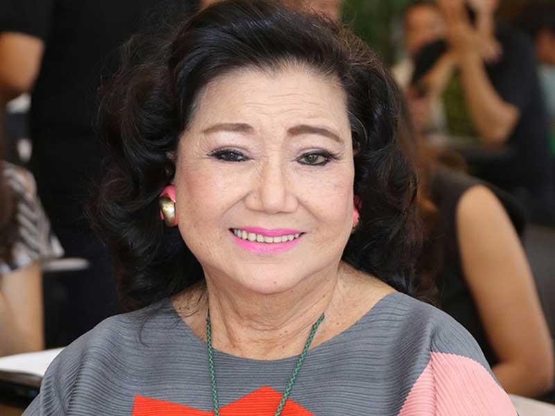 Nghệ sĩ Kim Cương là nạn nhân của nhiều MC vô tâm - ảnh 1