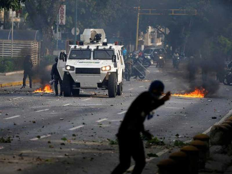 Giải pháp nào cho khủng hoảng Venezuela? - ảnh 1