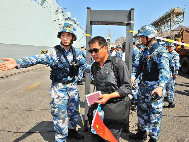 Trung Quốc đang làm gì ở vịnh Aden? - ảnh 1