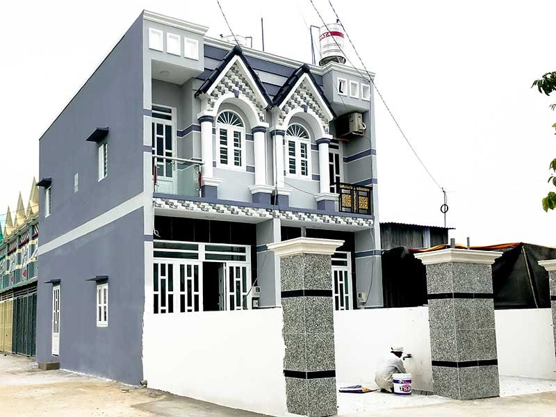 Báo động một giấy phép xây hàng loạt căn nhà - ảnh 1