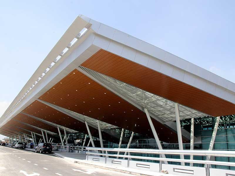 Sắp khánh thành nhà ga hàng không 3.500 tỉ đồng - ảnh 1