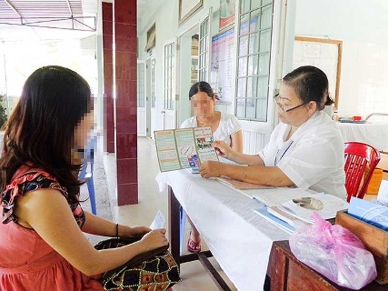 Chạy đua cứu thai nhi thoát HIV từ mẹ  - ảnh 1