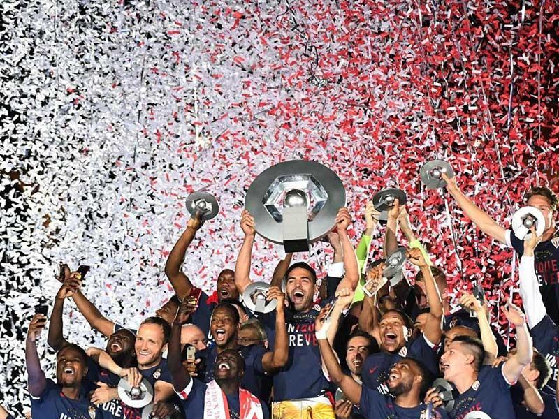 Monaco vô địch Ligue 1 - ảnh 1