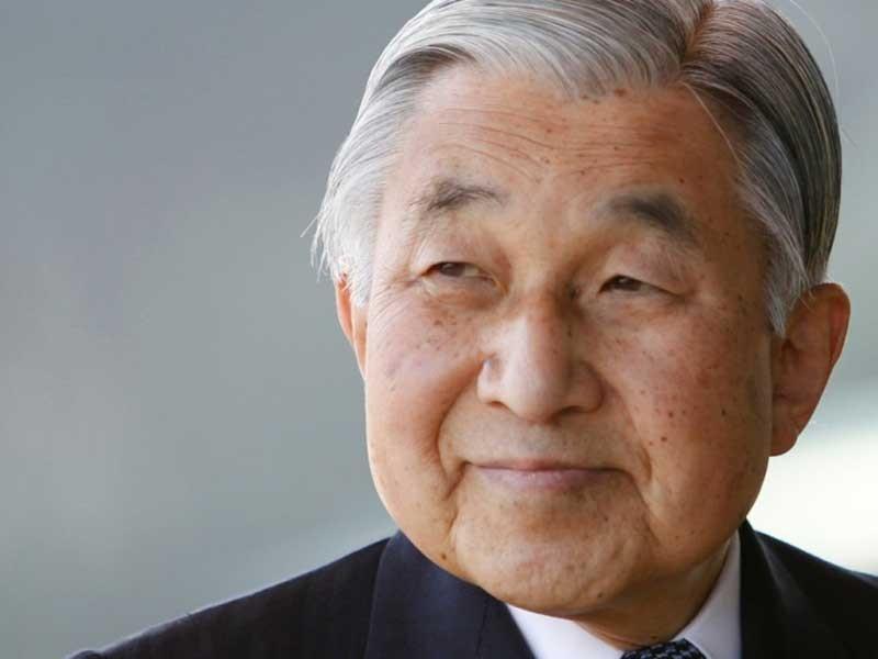Dự luật mới cho Nhật hoàng thoái vị vào năm 2018 - ảnh 1