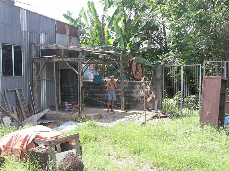Chính quyền đã tháo dỡ chòi tạm ở Hóc Môn - ảnh 2