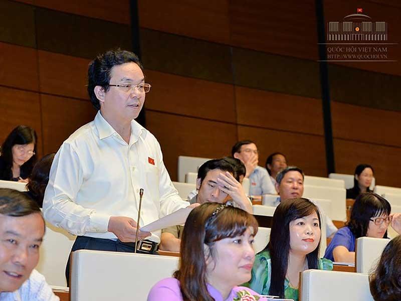 Đại biểu nêu mối nguy trong quản lý nợ công - ảnh 1