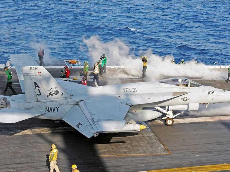 Nga sẽ đặt máy bay Mỹ tại Syria vào tầm ngắm - ảnh 1