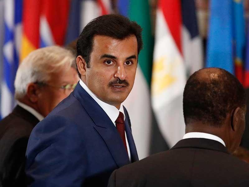 UAE 'gài bẫy' Qatar tạo khủng hoảng? - ảnh 1