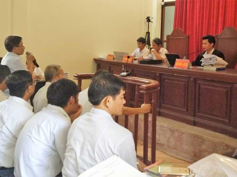 Các cựu cán bộ vụ Đồng Tâm thừa nhận sai - ảnh 1