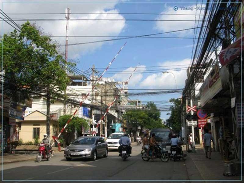 Sài Gòn ngày ấy vẫn kẹt xe - ảnh 1