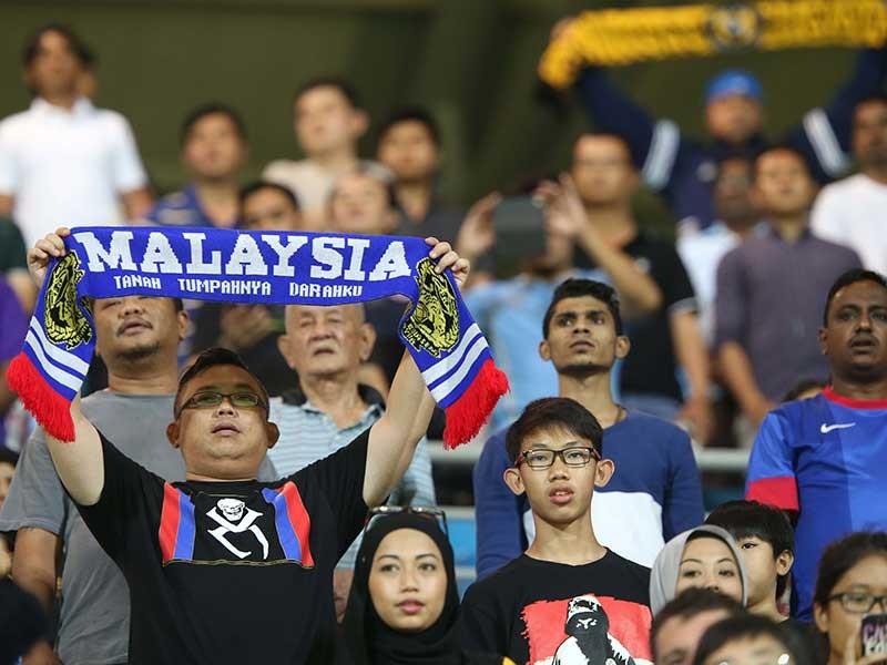 Á quân SEA Games và chủ nhà Malaysia lộ diện - ảnh 1
