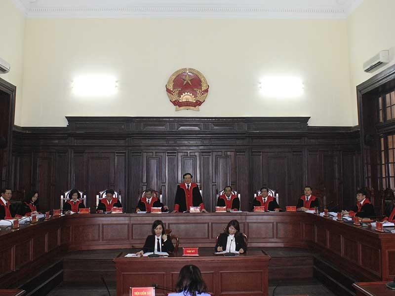 Hội thẩm cũng là quan tòa nên đừng phân biệt - ảnh 1
