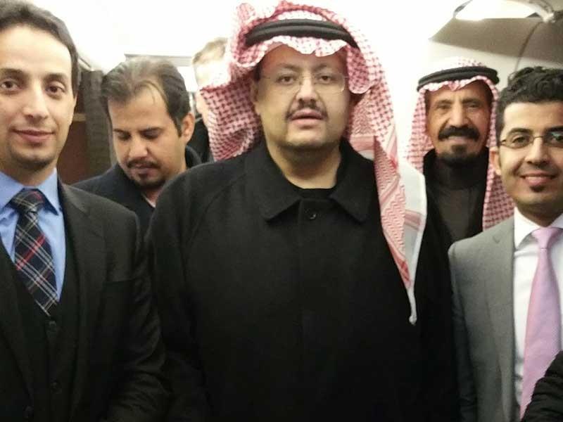 Bí ẩn các hoàng tử Saudi mất tích tại châu Âu - ảnh 1