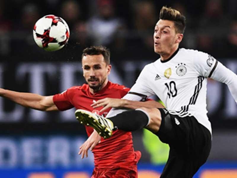 Đức khẳng định sức mạnh nhà vô địch thế giới - ảnh 1