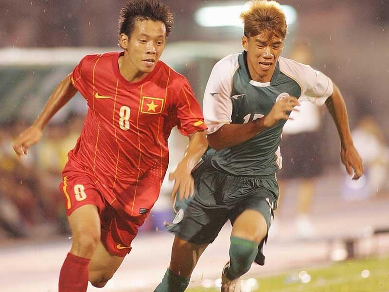 Văn Quyết dè chừng đội tuyển Campuchia - ảnh 1