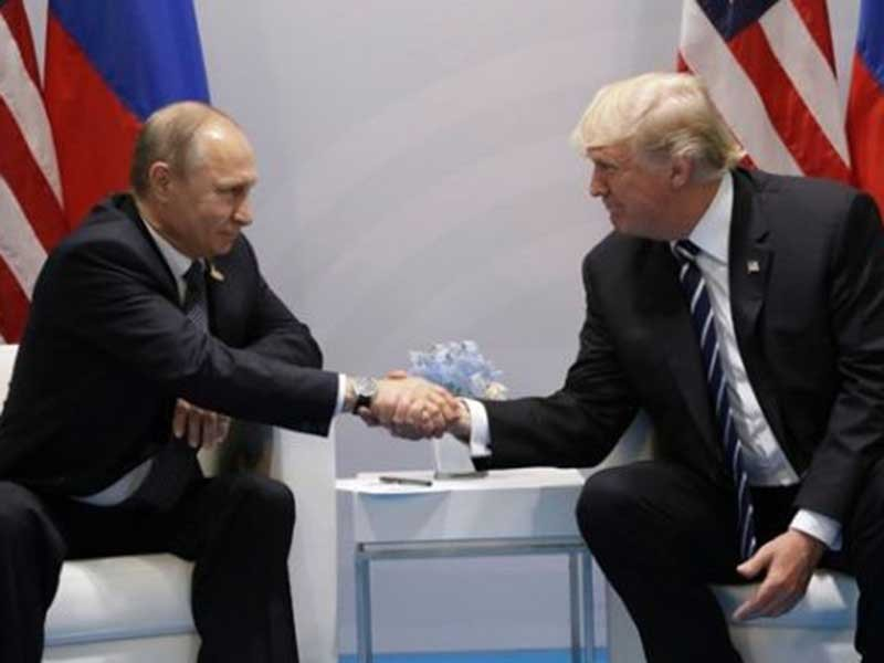 Nga-Mỹ liên tiếp 'ăn miếng trả miếng' - ảnh 1