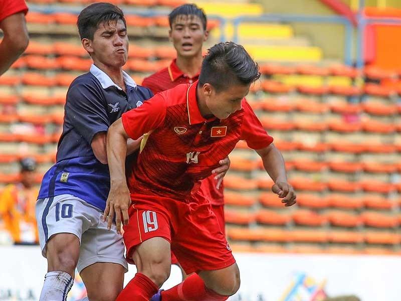 Vòng loại Asian Cup và phiên bản 2.0 của U-22 - ảnh 1