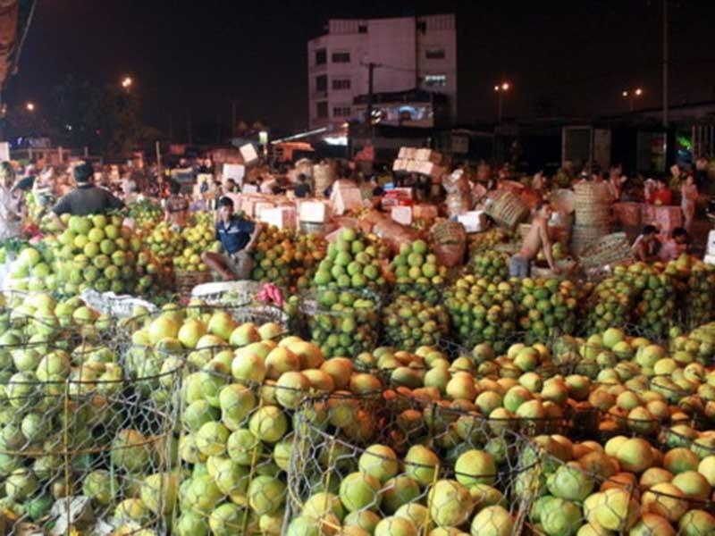 Những 'chợ âm hồn' ở Sài Gòn - ảnh 1