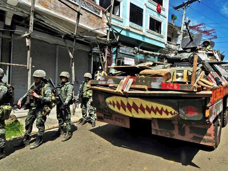 Hồi kết Marawi - ảnh 1