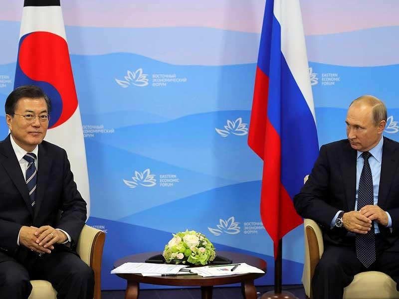 Hàn Quốc nhờ Nga kềm tỏa Triều Tiên - ảnh 1