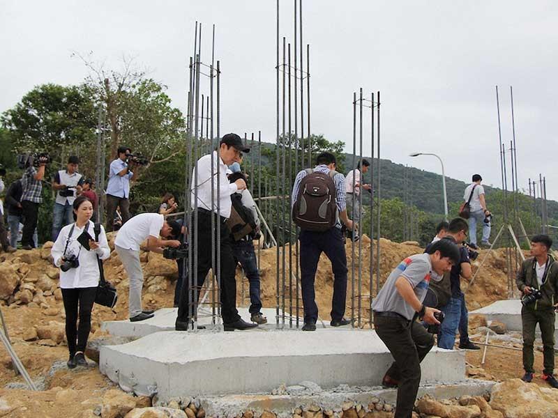 Đà Nẵng báo cáo quan điểm phát triển Sơn Trà - ảnh 1