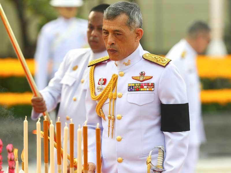 Những vị vua canh giữ hòa bình Thái Lan - ảnh 2